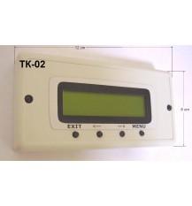 Счетчик посетителей ТК-02