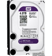 Жёсткий диск Western Digital / WD40PURX / AV / 3.5