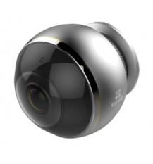 Видеокамера Ezviz CS-CV346-A0-7A3WFR 3 Мп панорамная Wi-Fi камера с эффектом