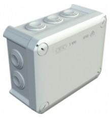 Коробка расключительная 151x117x67 мм (c вводом)