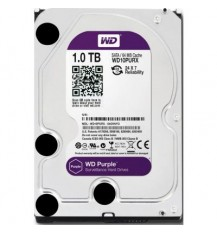 Жёсткий диск Western Digital / WD10PURX / AV / 3.5