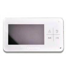 Qualvision QV-IDS4425 WHITE (видеодомофон цветной)