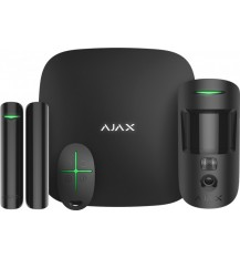 Ajax StarterKit Cam Plus черный