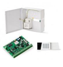 ESIM 364 L Пульт концентратор (EKB3 Клавiатура LЕD+ ESIM364 ППК з GSM-модулем+Метал.корпус з трансфо