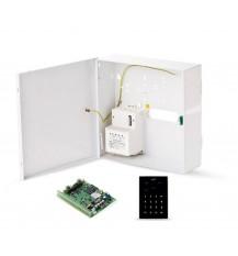 ESIM 364 C-w Пульт концентратор (EKB2 Клавиатура LCD (белая) + ESIM364 ППК  GSM-модулем+Метал.корпус