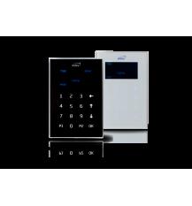 EKB2  Сенсорная клавиатура с LCD дисплеем   совместно с охранными панелями ESIM264/364.