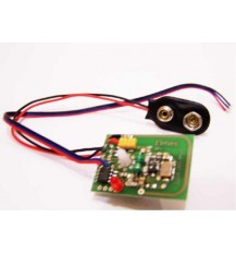 ELMES MTX Плата (передатчик брелка от UMB-100)