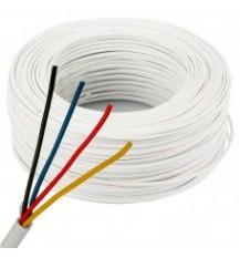 W-4 x 0.22 ( биметал кабель сигнальный )