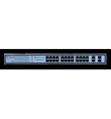 Коммутатор POE PL-2824GG/U-FB Switch 24 port | Бюджет PoE 450W