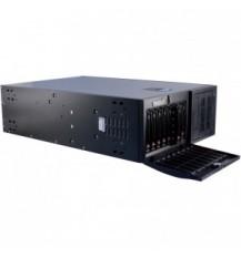 TRASSIR QuattroStation PRO  — гибридный сетевой видеорегистратор для систем IP видеонаблюдения (NVR