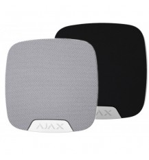 Ajax  беспроводная комнатная  сирена HomeSiren (белая)