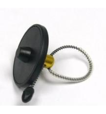 Датчик РЧ бутылочный  AM - Botle 01 black (длинна тросика 15 см.)